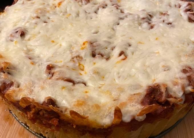 Easiest Way to Cook Tasty Rigatoni pasta pie