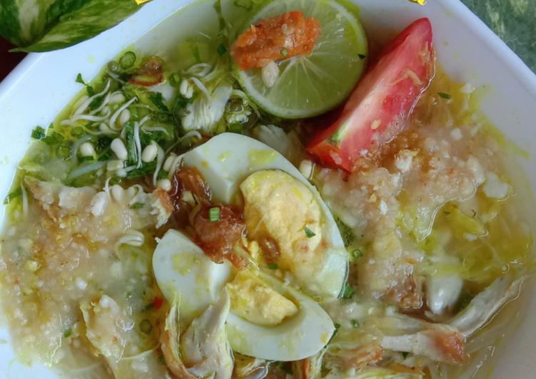 57. Soto Ayam Surabaya