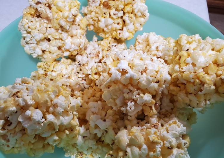 Popcorn Balls, Heart Friendly Foods You Must Eat