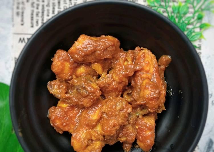 Ayam Kecap Madu