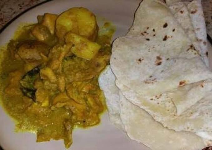 Easiest Way to Make Tasty Fijian Chicken Curry