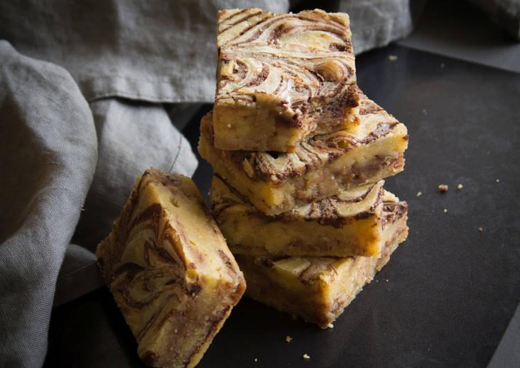 Easiest Way to Prepare Delicious Nutella Blondies