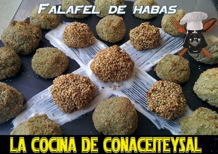 Falafel de Habas