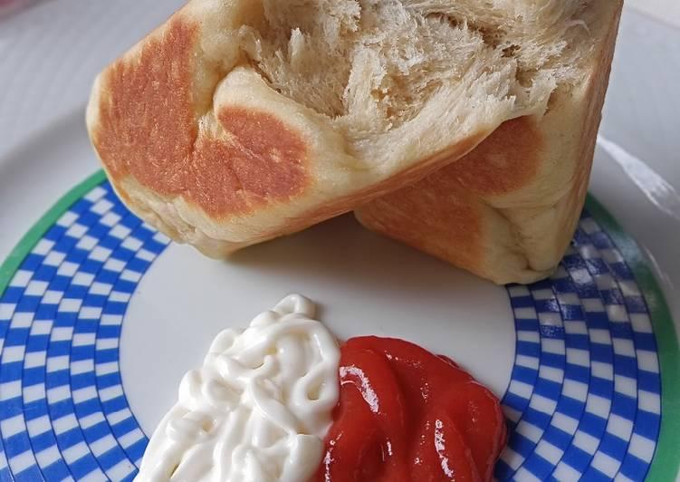 Roti Panggang Teflon