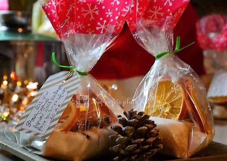 Comment Cuisiner Kit vin chaud de Noël