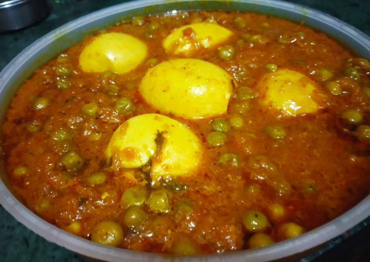 Recipe of Most Popular Spicy Egg curry masala