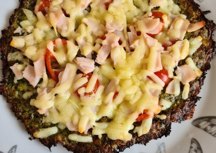 Masa pizza brócoli 🥦