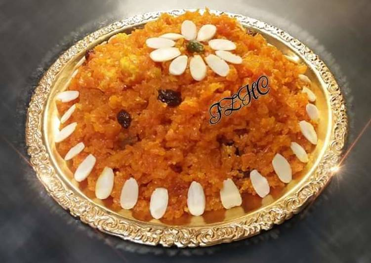 Simple Way to Make Top-Rated 🥕🍲 5Kg Carrot Halwa Recipe🍲🥕
