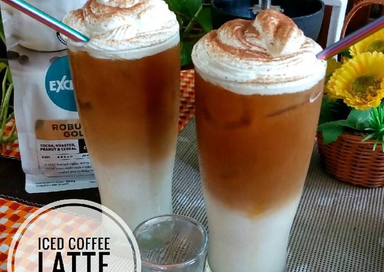 Ice Coffee Latte