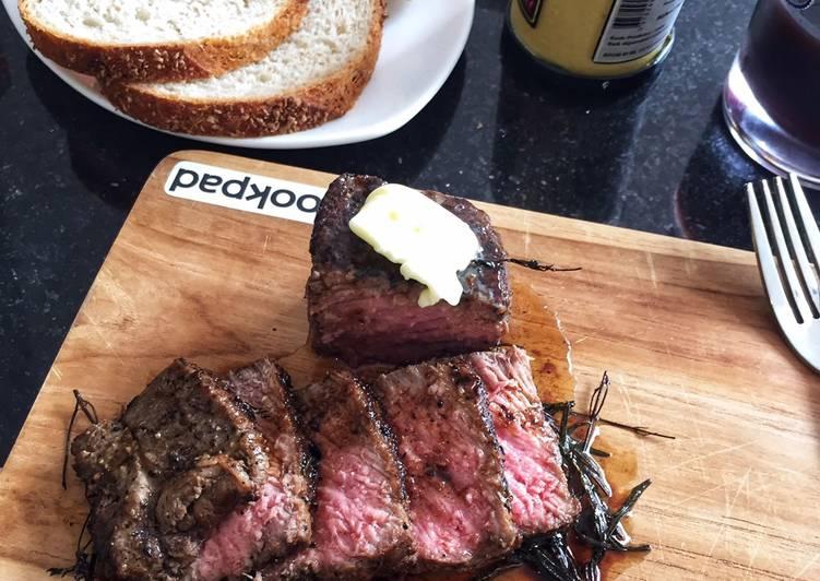 Resep Fillet Mignon Steak Oleh Firda Home Cookpad