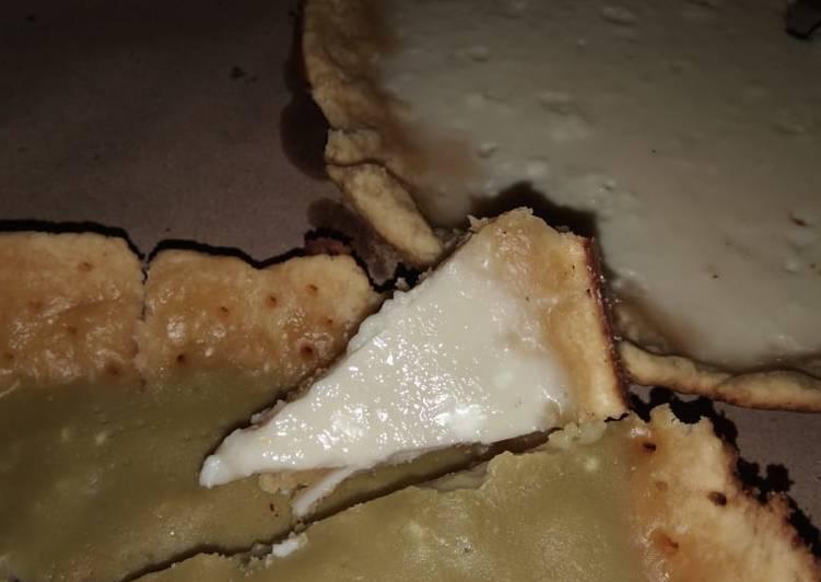 Pie Susu Original Vs Matcha Latte