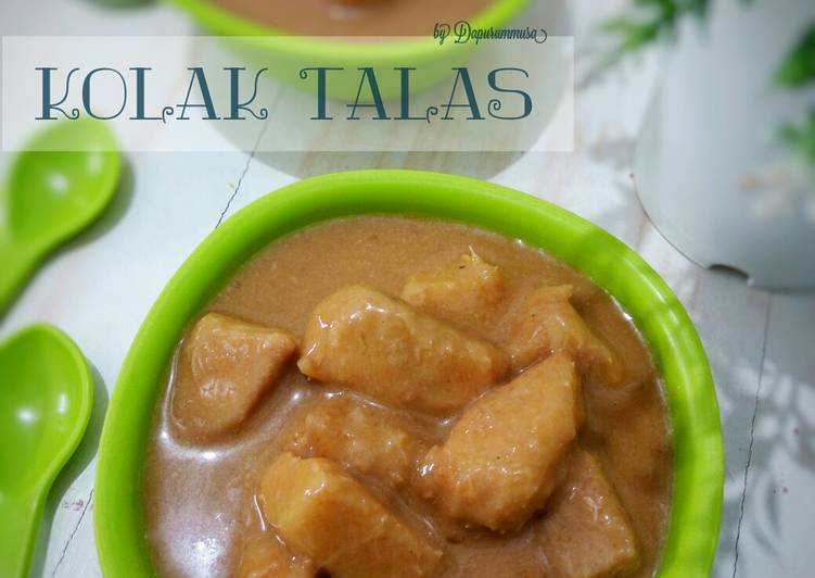 Kolak Talas