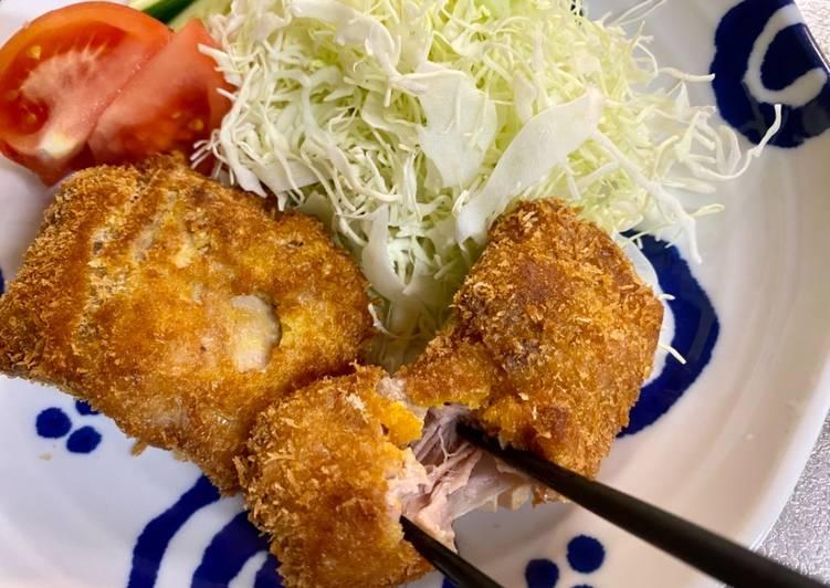 Melting Tonkatsu (Seasoned Soft Pork Cutlet)