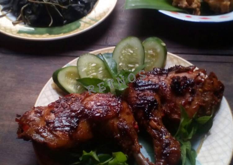 Ayam Bakar Taliwang #BikinRamadanBerkesan