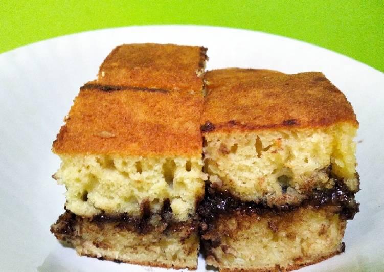 Martabak manis teflon bersarang sederhana - cookandrecipe.com