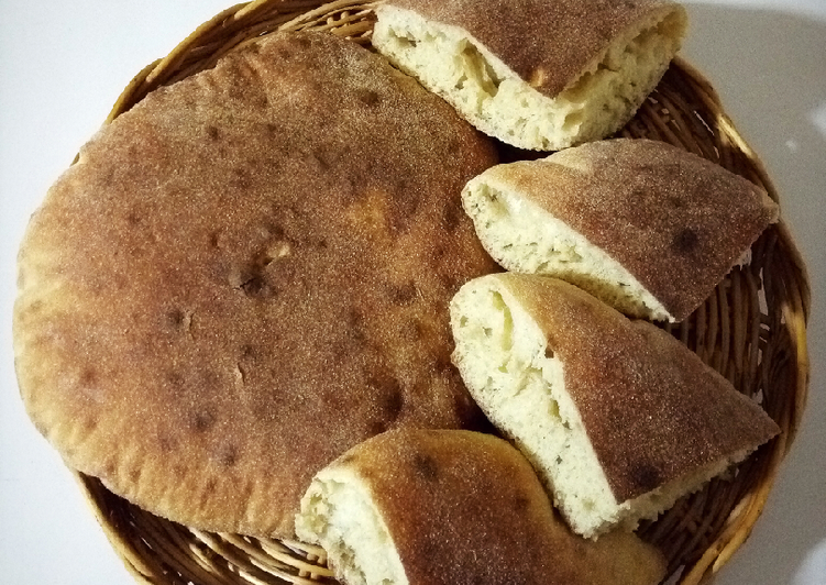 Pain traditionnel 🍞