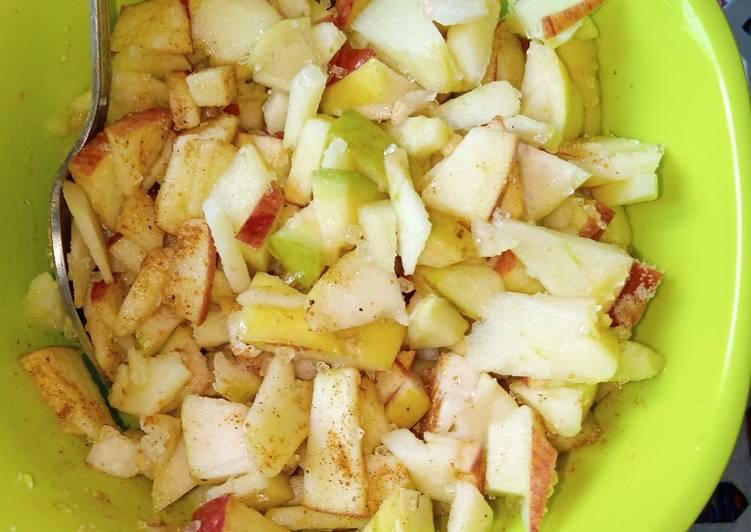 Recipe of Award-winning Fruit Chaat