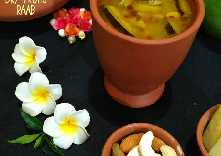 How to Make Any-night-of-the-week Raw mango dry fruits raab