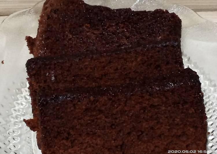 Brownies Simple Drink Beng Beng