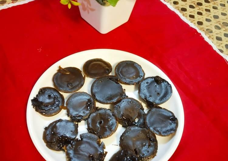 Eggless Mini Chocolate Lava Cake