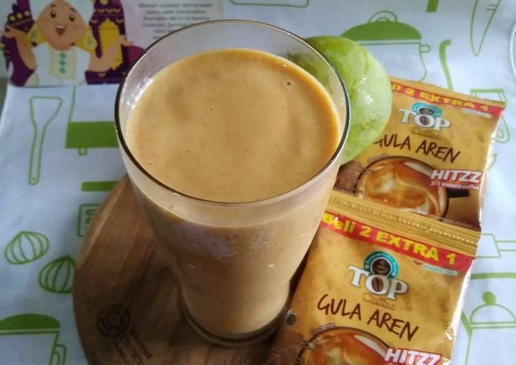 Mango Coffe Creamy