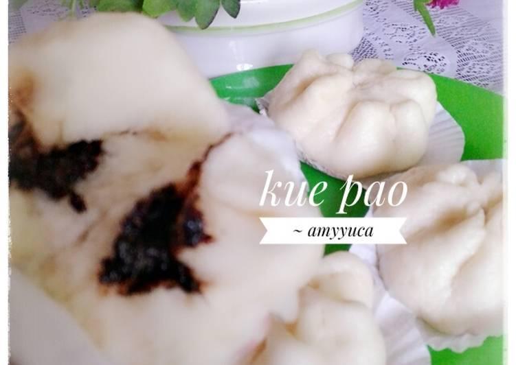 resep cara buat Kue bakpao lembut