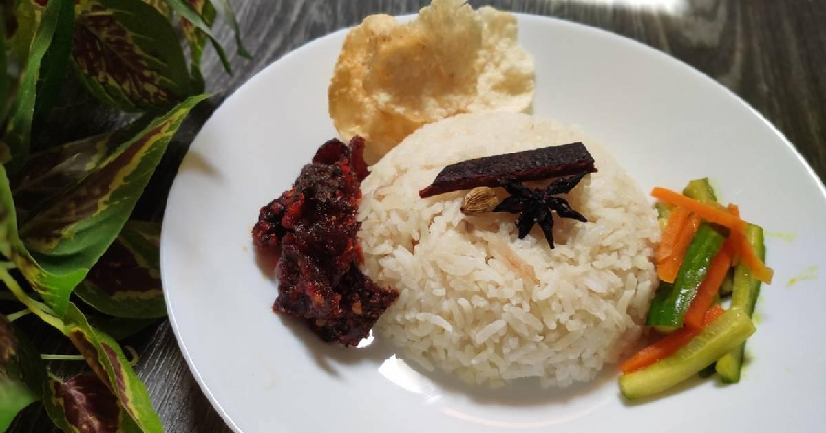 Cara Masak Nasi Minyak - Hans Cooking Recipes