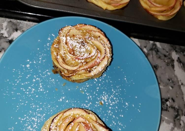 Holmestead Cookin': Apple Roses