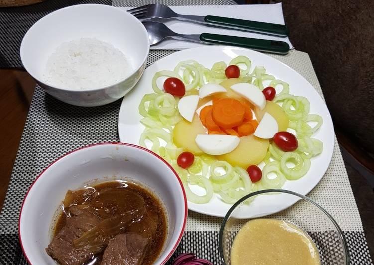 Bistik Rumahan Sehat& Simple♡