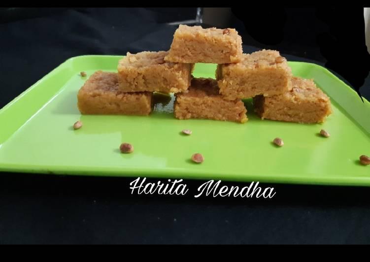 Simple Way to Make Favorite Mohanthal
