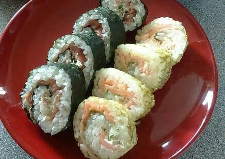 Recipe of Homemade Maki-zusi