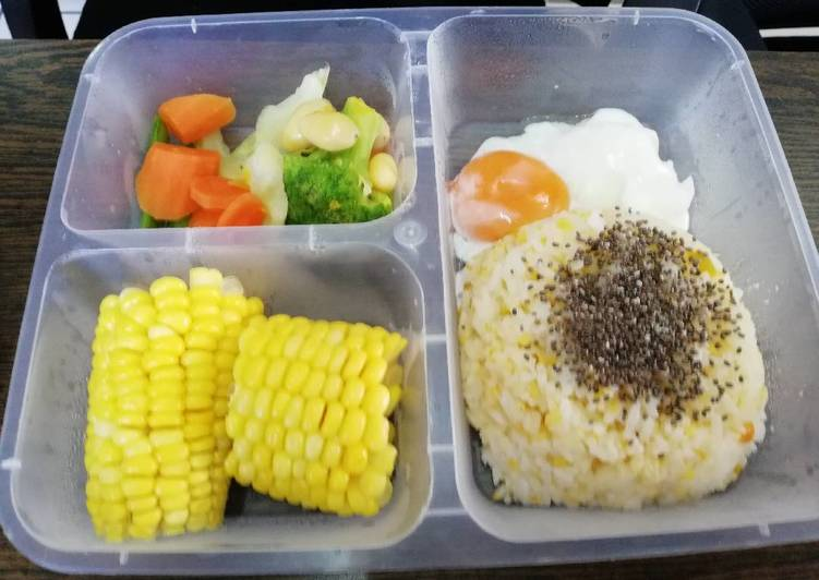 Your State Of Health Can Be Effected By The Foods You Decide To Consume Healthy Bento set