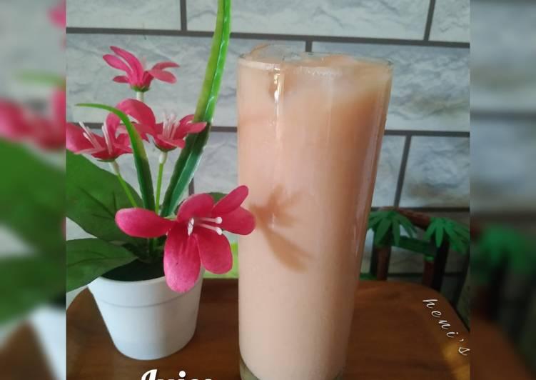 58. Juice Carrot Apple