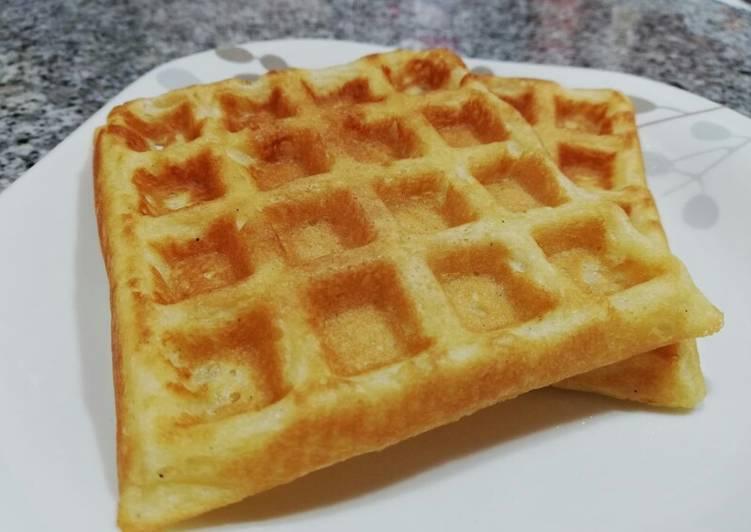 Gofres (o waffles)