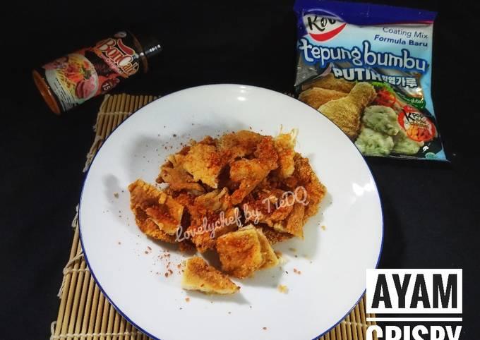 Ayam Crispy Taiwan
