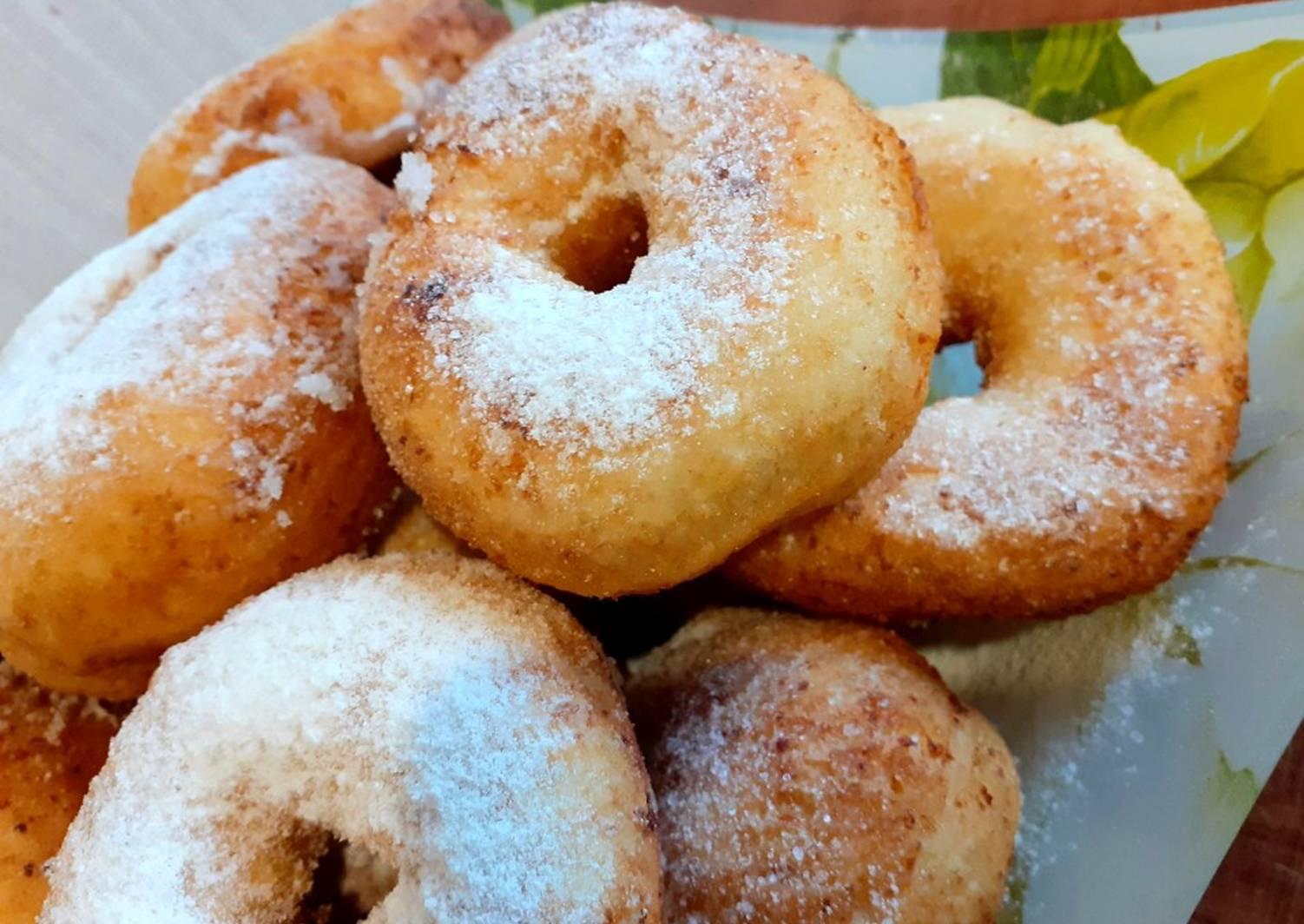 пышные пончики рецепт пошаговый с фото начале лета евгений