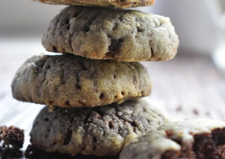 Choco Crinkle Cookies Keto