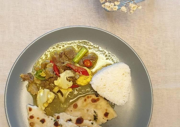 Curry kambing anti ribet 🐐🐑