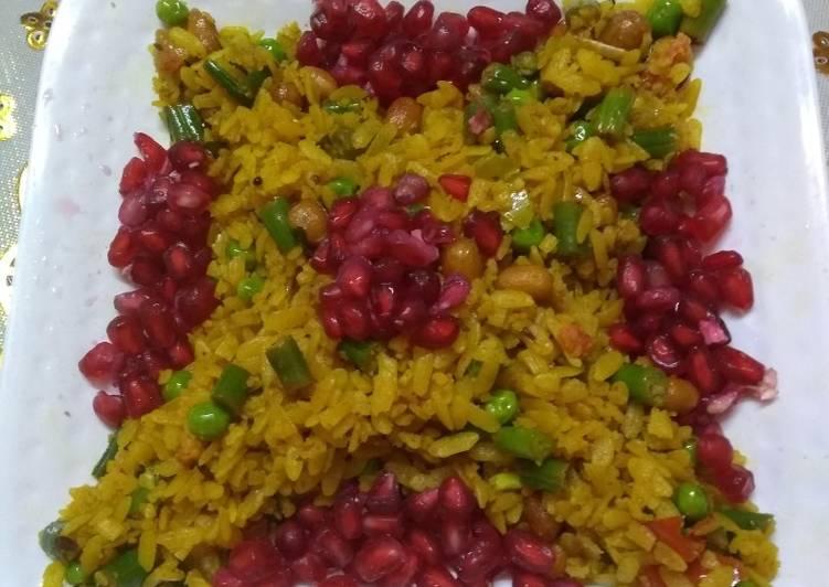 Anar Poha