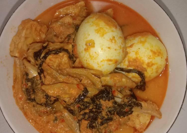 Samba lado tanak (khas sumatra barat)