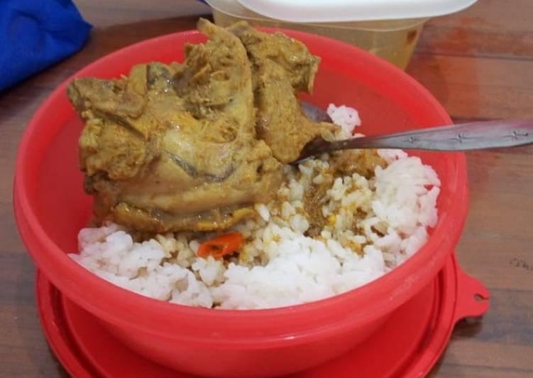 Kare Ayam Khas Jawa Timur