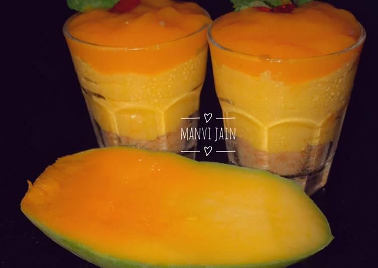 Old Fashioned Dinner Ideas Award Winning Mango Shots