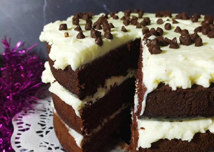 Cake Coklat Kopi