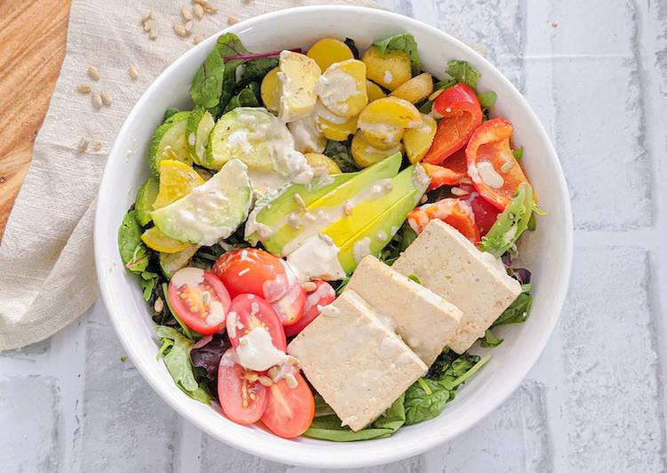 30 Minute Recipe of Vegan Vegan Macro Bowl