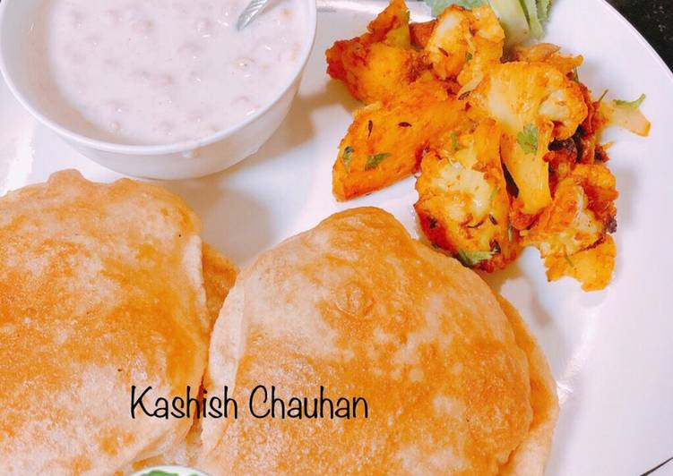 Information on How to Elevate Your Mood with Food Aloo Ghobhi (Potatoes & Cauliflower)