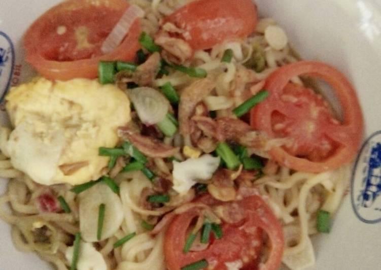 Resep Indomie goreng kuah #30 Paling Gampang