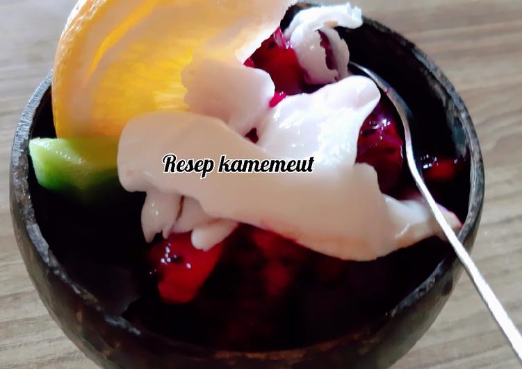 Es buah sirup