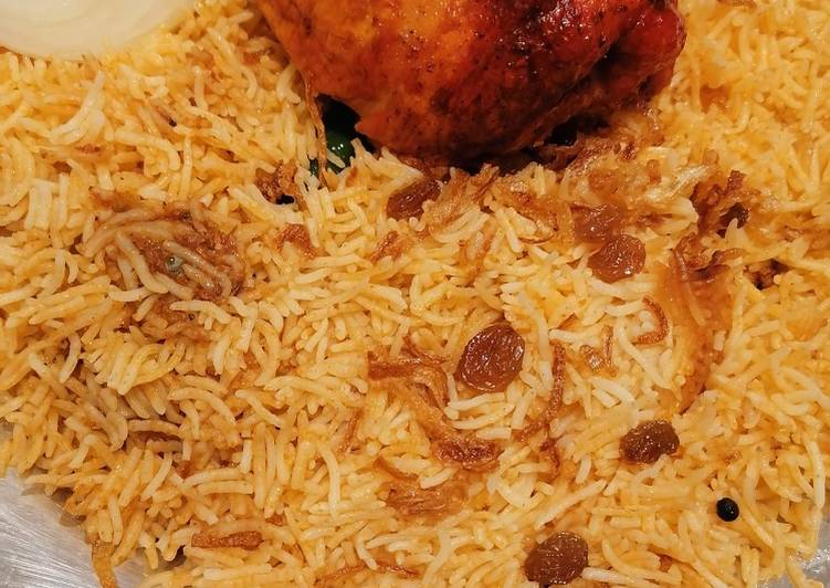 Absolutely Ultimate Dinner Ideas Quick Tarka pulao with leftover grilled chicken