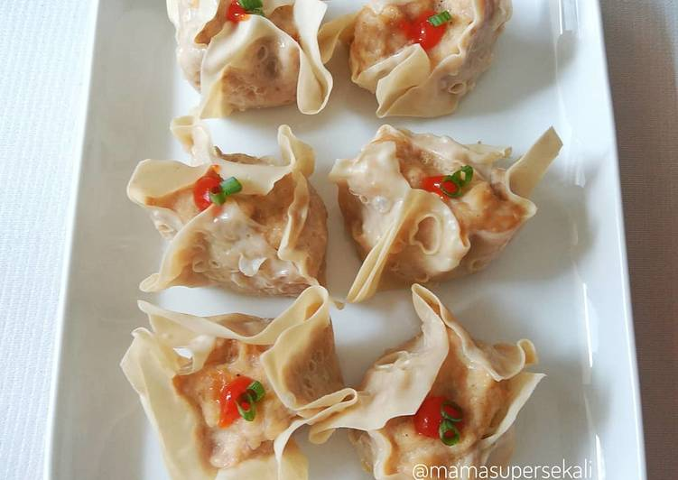 Somay ayam - cookandrecipe.com