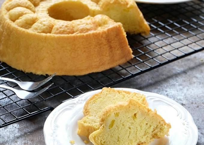 Cake Nangka/Bolu Nangka